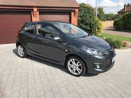mazda 2 sport 1 5 manual 2 door metallic grey 29 500 miles