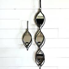 Tealight Wall Sconce Sconce Mainstays Tealight Wall Sconce Family Tea Light Mirror