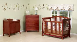 Convertible Crib Set Convertible Cribs Rustic Bedroom Savanna Canopy Eco Friendly