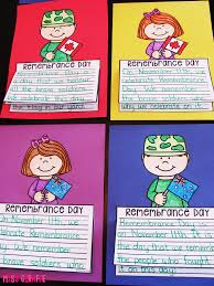 miss giraffe u0027s class november writing crafts