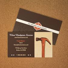 general contractor business card vistaprint business card