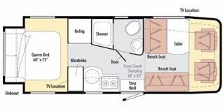 Winnebago Rialta Rv Floor Plans 2010 Winnebago View Profile 24dl Motorhome Reviews Prices And
