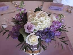 Purple Flowers Centerpieces by Best 20 Hydrangea Wedding Flower Pictures Ideas On Pinterest
