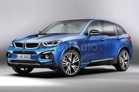 crossover cars bmw bmw i5 gets rendered once again