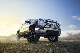 lifted gmc 2015 2014 2015 chevy gmc 1500 2wd lift kits