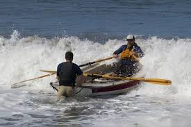 how not to row through a surf break gig harbor boat works