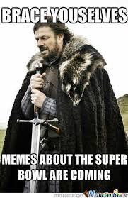Super Bowl Meme - super bowl memes by alexhoran meme center