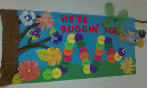 spring bulletin board daycare things pinterest bulletin