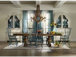 hooker furniture dining room sanctuary spindle arm chair 5405