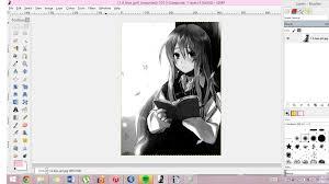 panda u0027s place gimp tutorial pink manga caps updated