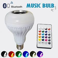 bluetooth music light bulb buy pk bazaar remote control bulb music light bulb led light bulb 12