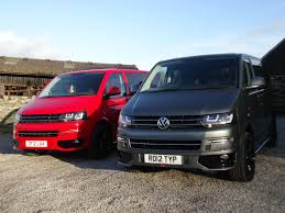 vw t5 transporter r line kombi 140 ps west coast vanswest coast vans