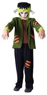 Halloween Costume Monster Childrens Frankenstein Fancy Dress Costume Monster Halloween