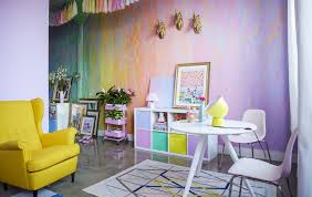 bright colour interior design ideas ikea