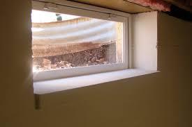 new thermopane basement windows by jim homerefurbers com