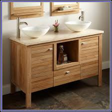 Teak Bathroom Vanity by Teak Bathroom Vanity 48 Bathroom Home Decorating Ideas Rkbmge23gq