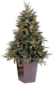 gki bethlehem lighting pre lit 9 foot pe pvc tree with