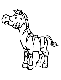 a z coloring pages zebra coloring pages pictures of zebras to color az coloring pages