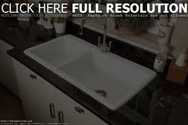 Enamel Sinks Kitchen Kitchen Sink Enamel White Entrancing Kitchen Sink Porcelain Home