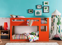 Bunk Bed Kid A Modern Low To The Ground Bunk Bed We Ve Found It Single