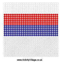 russia flag printables