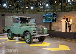 original land rover defender all new land rover defender will u0027appeal to a new generation u0027 says