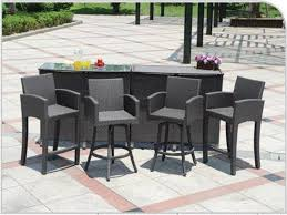 Outside Patio Bar by Outside Patio Bar Sets Home Design Ideas And Pictures