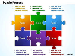Jigsaw Puzzle Powerpoint Template Free Puzzle Ppt Template Puzzle Powerpoint Template Free