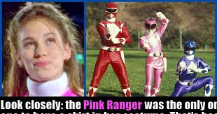 Power Rangers Meme - 19 things we never knew about the mighty morphin power rangers
