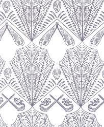 183 best wallpaper images on pinterest fabric wallpaper blue