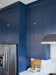 Navy Blue And White Bathroom by Search Viewer Hgtv