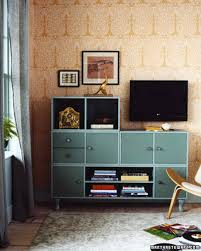 stylish media cabinet martha stewart