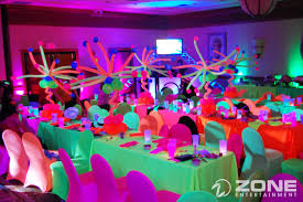 glow in the party supplies glow party decorations australia in invigorating prom