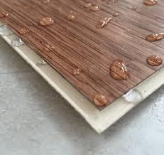 wood plastic composite aka laminate vinyl plank tile flooring