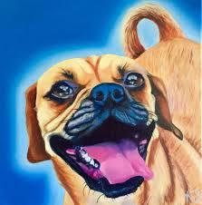 kristin u0027s custom pet portraits home facebook