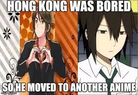 Durarara Meme - i swear they re the same person imgflip