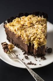 no bake german chocolate pie with pudding mix ready mix treats