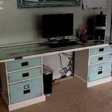 Diy Door Desk From Door To Diy Desk Trays Desks And Doors