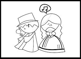 phantom of the opera colouringbook org