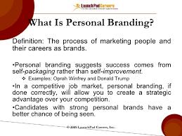 Resume Branding Statement Examples by Personal Branding