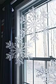 snowflake decoration ideas celebrations