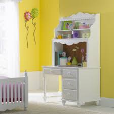 White Desk With Hutch by Kids Desks And Desk Furniture