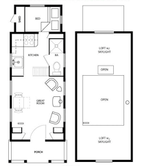 seattle tiny houses curbed home plans 200 sq ft 8368833392 fe48199