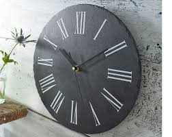 buy the slate clock from k life your online shop for k