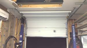 Garage Door Counterbalance Systems by High Lift Side Mount Garage Door Opener Youtube