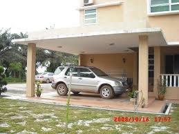 rompin bungalow side view of car porch kc liaw flickr