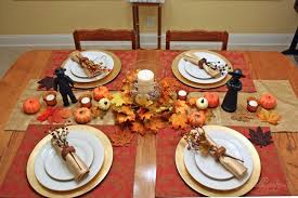 southern scraps thrifty thanksgiving tablescape