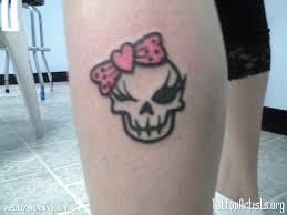 20 cool girly skull design girly skull designs