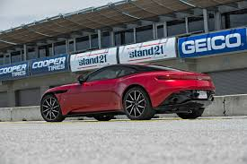 2017 aston martin db11 aston martin db11 12th place 2017 motor trend best driver u0027s car