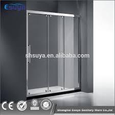 3 Panel Shower Door 3 Panel Sliding Shower Door Wholesale Shower Door Suppliers Alibaba